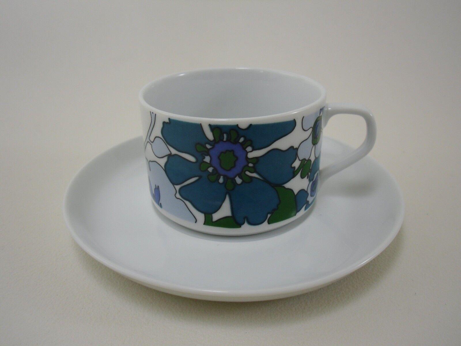 Melitta Friesland  Exklusivdekor für Karstadt  Kaffeetasse