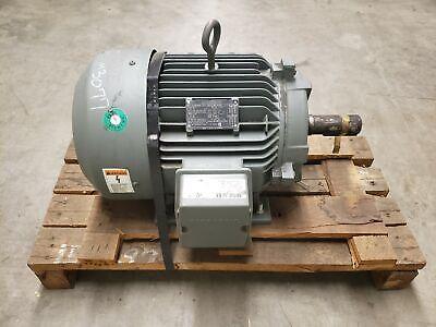Siemens 15hp 230460v 1755rpm Frame 254t Electric Motor