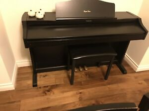 Top of the Line Electronic Piano