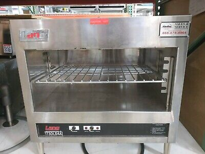 Used Lang 124cmw 24 Electric Cheese Melter W Quartz Element Stainless 208v1