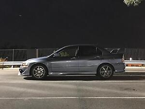 2003 Evo 8 GSR Sell/Swap South Brisbane Brisbane South West Preview