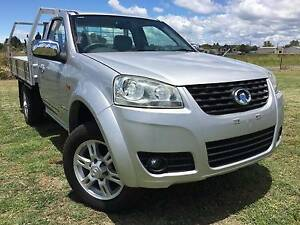 2012 Great Wall V200 Turbo Diesel 4x4 Traytop Ute. Inverell Inverell Area Preview
