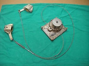 Aircraft-Mooney-M20J-KM-275-Pitch-Servo-Mount-PN-065-0030-00-NICE