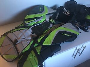 Rbk AB Premier2 XL Pro goalie Chest Protector