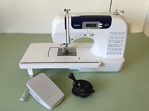 Brother CS6000i Computer Sewing and Quilting Machine