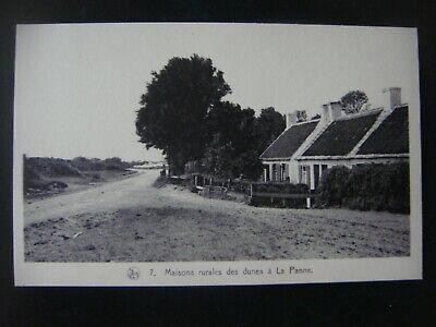 Maisons rurales des dunes à La Panne DE PANNE