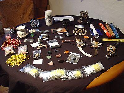 33 verschiedene schamanische indianische  und tibetanische Rituale/Voodoo/ Magie