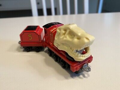 Thomas & Friend Adventures Collectible Railway Train Dino Discovery James SOUNDS