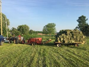 New Hay for sale - Sep 2018 - No Rain