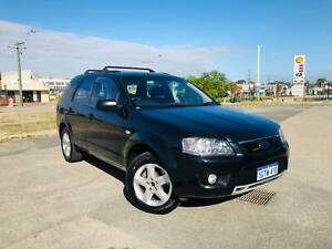 2010 Ford Territory 4D Wagon TS (RWD)SY MKII*7 SEATER*GREAT VALUE Welshpool Canning Area Preview