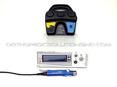 Stryker Crossfire Core Formula 180 Arthroscopy Shaver Set With Warranty
