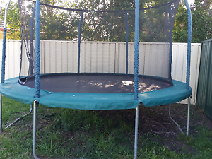 Trampoline Large Westmead Parramatta Area Preview