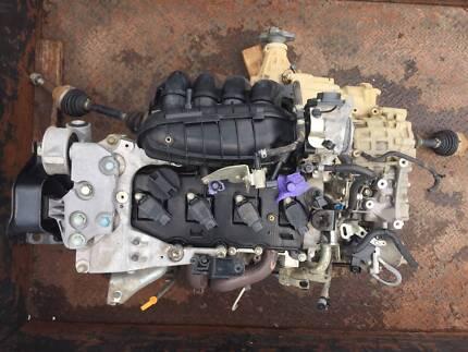Nissan X-trail 2.5L Engine and CVT