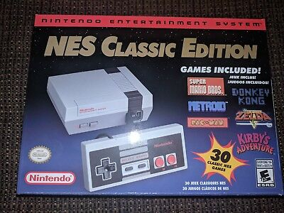 Nintendo Performance System: NES Classic Edition