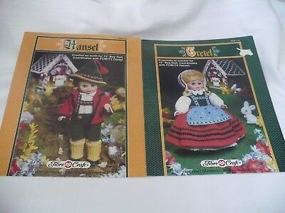 "Шаблоны Hansel And Gretel 13"" Doll"