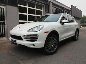 2013 Porsche Cayenne Low Kms! Lease and Finance Available!