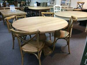 round dining table brisbane in Brisbane Region QLDDining