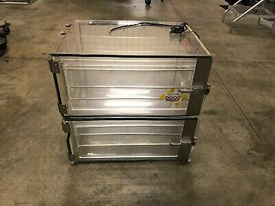 Terra Universal Desiccator 1944-00 Dry Box