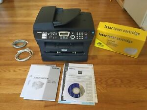 Brother MFC-7820N laser all-in-one network black printer