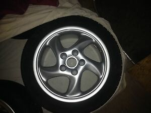 Porsche Wheels (Turbo Twist)