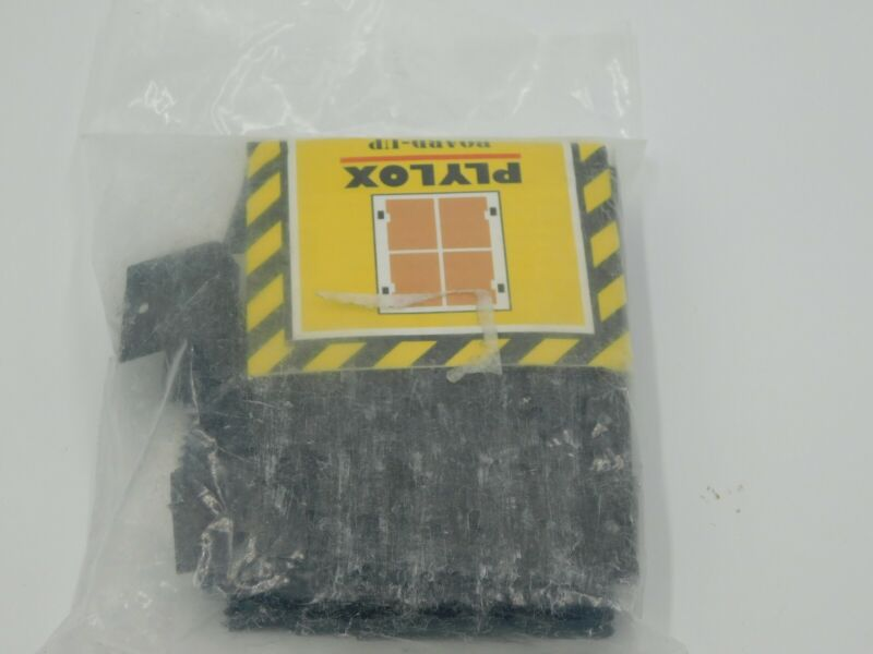 """1 PACK PLYLOX  HURRICANE CLIPS - FAST SHIP FREE - 1/2"""" Wood - 20 PCS Carbon Stee"""