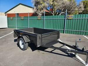 BOX TRAILER 7X4 HIGH SIDED AUSTRALIAN MADE $1490 Morphett Vale Morphett Vale Area Preview