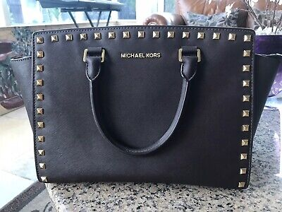 Michael Kors Selma Satchel Handbag