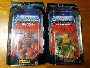 Masters of the Universe Carded Commemorative Figures Huntingdale Gosnells Area Preview