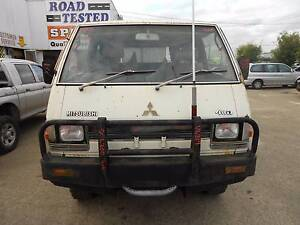 MITSUBISHI SC L300 VAN 1983 WRECKING VEHICLE S/N V6819 Campbelltown Campbelltown Area Preview