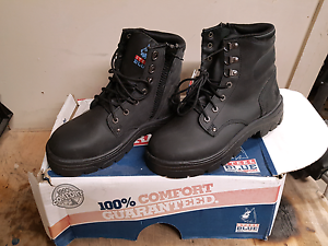 Brand New Work Boots Bronte Eastern Suburbs Preview