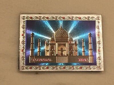 India Taj Mahal Fridge Magnet