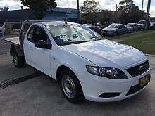 Ford FG 2009 ute . LPG..Automatic 6 months rego Lidcombe Auburn Area Preview