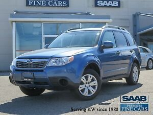 2010 Subaru Forester 5 speed Manual    AWD