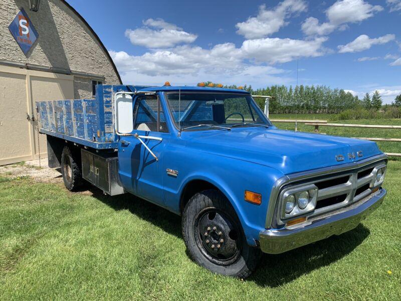 1971 GMC 3500 | Cars & Trucks | Red Deer | Kijiji