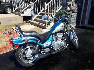 Kawasaki Vulcan 500 - Perfect beginner bike