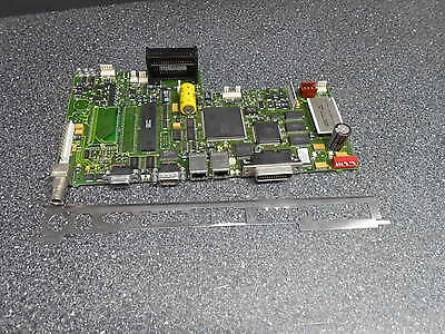 Hp Agilent Series 1100 Hplc G1311-66520 Quaternary Pump Main Board