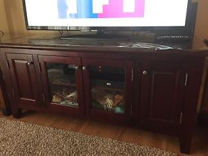 Moving sale, Tv stand