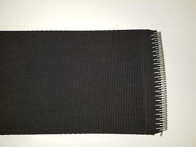 7 X 343 New Holland Round Baler Belts 3 Ply Mini Roughtop W Clipper Lacing