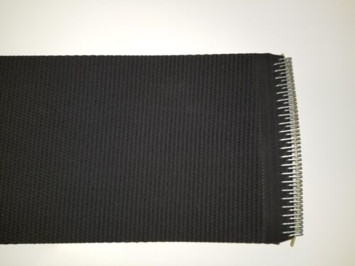 """7"""" x 343"""" New Holland Round Baler Belts 3 Ply Mini Roughtop w/ Clipper Lacing"""
