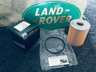 Oil Filter for Land Rover Series 2 2a 3 2¼ Petrol or Diesel - Bearmach - RTC3184