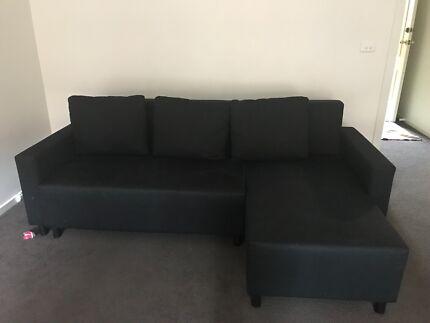 sofa ikea lugnvik in Sydney Region NSW