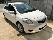 2009 Toyota Yaris Sedan automatic only 34000kms from new Northfield Port Adelaide Area Preview