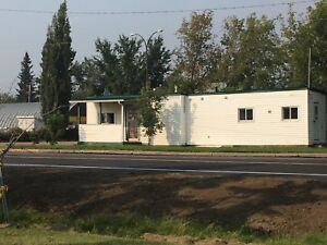 1250 sq ft Mobile in Willingdon AB includes W/D move in ready