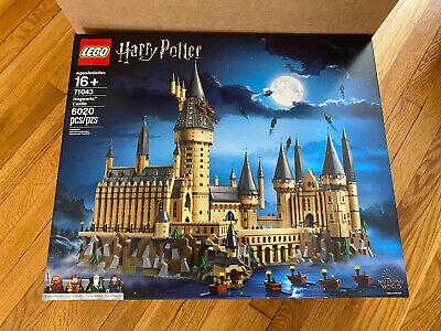 LEGO 71043 Harry Potter Hogwarts Castle Set SEALED HARD TO FIND FREE SHIPPING