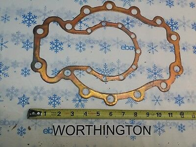 High Pressure Compressor Worthington Copper Gasket 38713-w-1