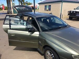 2003 Holden Commodore Wagon in Good Condition with RWC Backpacker Stanthorpe Southern Downs Preview