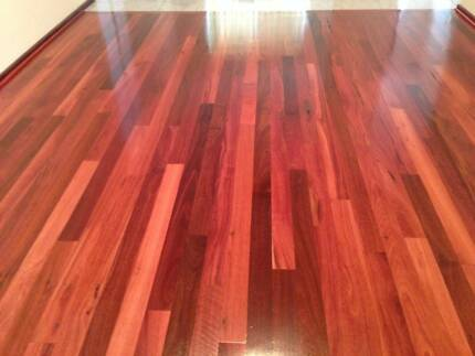 timber flooring sanding and polishing service Morley Bayswater Area Preview