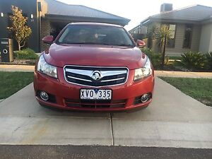 Holden Cruze CDX 2010 model 1-10-2017 REGO & RWC JUST BEEN DONE Melton South Melton Area Preview