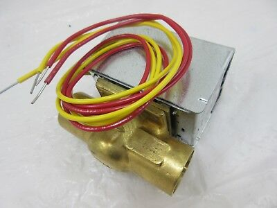 1 Honeywell V8043e 1020 Motorized Zone Valve 24v 2 Position W End Switch