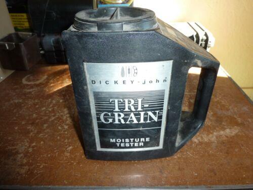 Dickey John Tri Grain Moisture Tester Corn, Beans, Wheat, Oats, Milo & Sunflower